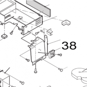 012C. Kopplingsplint till Nordic Inverter och Bosch Compress