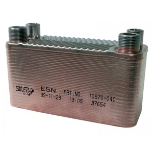 Värmeväxlare 7904-