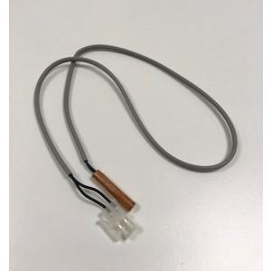 001C. Hetgasgivare NTC 620mm molex