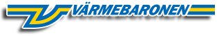 Varmebaronen logo